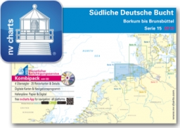Seria 15 - pakiet map - Borkum - Brunsbuttel