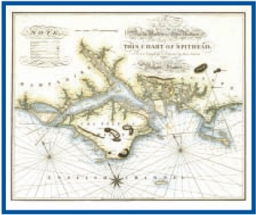 The Admiralty Collection - Chart of Spithead