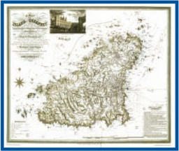 The Admiralty Collection - A Map of the Island of Guernsey