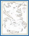 The Admiralty Collection - A General Chart of the Archipelago or Greek Islands